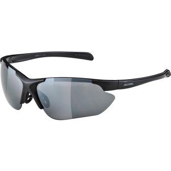 Alpina JALIX, biciklističke naočare, crna
