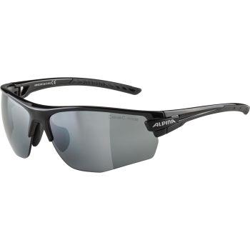 Alpina TRI-SCRAY 2.0 HR, biciklističke naočare, crna