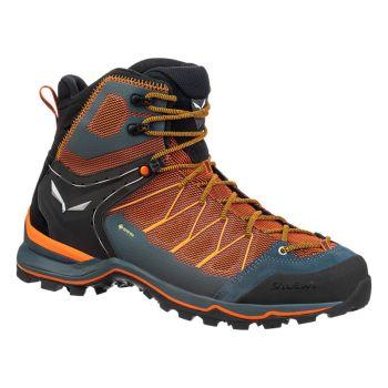 Salewa MTN TRAINER LITE MID GTX, muške planinarske cipele, narandžasta