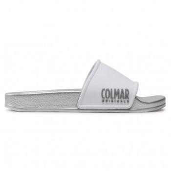 Colmar SLIPPER PLAIN, ženske papuče, bijela