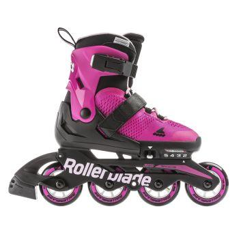Rollerblade MICROBLADE G, dječiji roleri, roza
