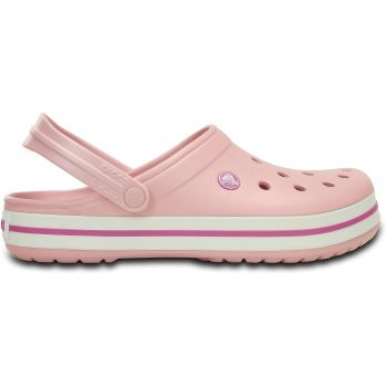 Crocs CROCBAND, ženske papuče, roza