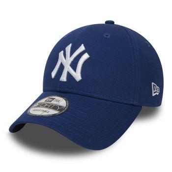 New Era 9FORTY LG BASIC NY, ženska kapa, plava