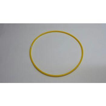 Rucanor HULA HOOP, dodatak za fitnes, žuta