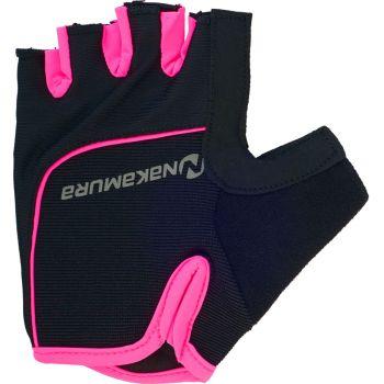 Nakamura DIVA GLOVES, ženske rukavice za biciklizam, crna