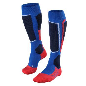Falke SK2, čarape za skijanje, plava