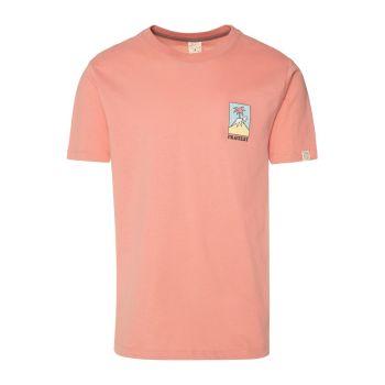 Protest ISAC, muška majica, roza