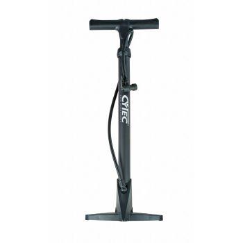Cytec AIR FP 2.0, stojeća pumpa za bicikl, crna