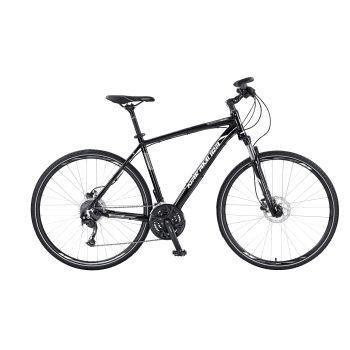Nakamura PLATINUM 6.0, treking bicikl, crna