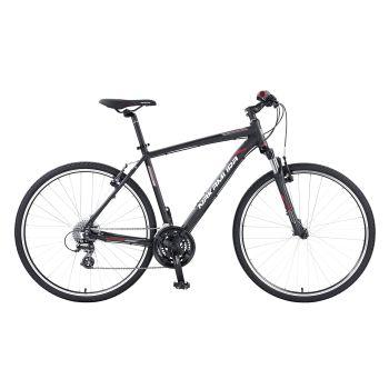 Nakamura PLATINUM 3.0, treking bicikl, crna
