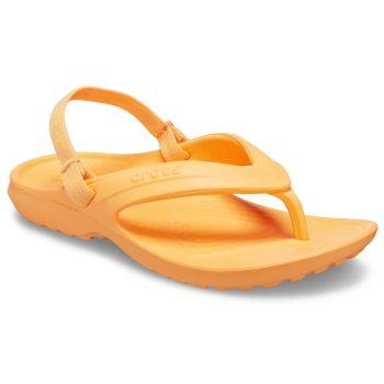 Crocs CLASSIC FLIP KIDS, dječije japanke, narandžasta