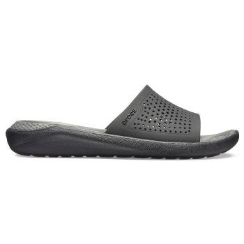Crocs LITERIDE SLIDE, muške papuče, crna