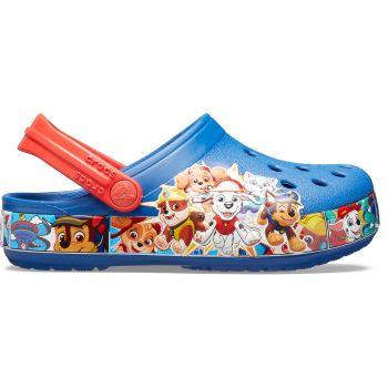 Crocs FL PAW PATROL BAND CLOG KIDS, dječije papuče, plava