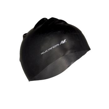 Rucanor LAGUNA, kapa za plivanje, crna