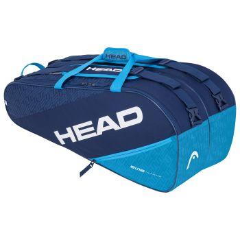 Head ELITE 9R SUPERCOMBI, torba, plava