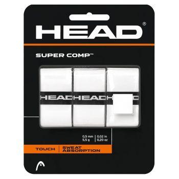 Head SUPER COMP, grip za tenis, bijela