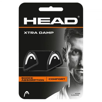 Head XTRA DAMP, grip za tenis, bijela
