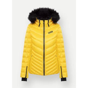 Colmar ANCOLIE, ženska jakna za skijanje, žuta