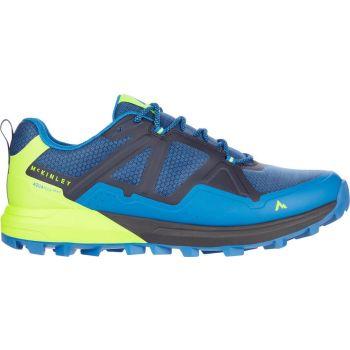 McKinley NIESEN AQX VENT M, muške cipele za planinarenje, plava
