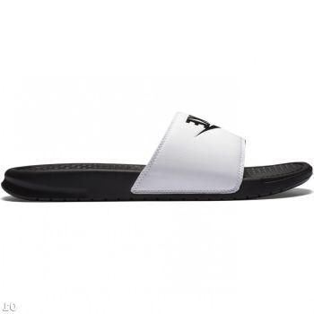 Nike BENASSI JDI, muške papuče, bijela