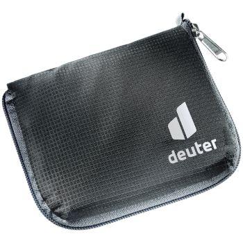 Deuter ZIP WALLET, novčanik, crna