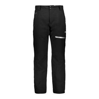 CMP MAN PANT, muške pantalone za skijanje, crna