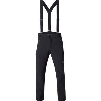 McKinley MONCH MN, muške pantalone za planinarenje, crna