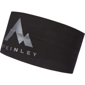 McKinley MALCOM UX, traka za glavu, crna