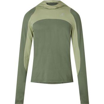Energetics CALCO UX, muški duks za trčanje, zelena