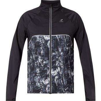 Energetics JIM III UX, muška jakna za trčanje, crna