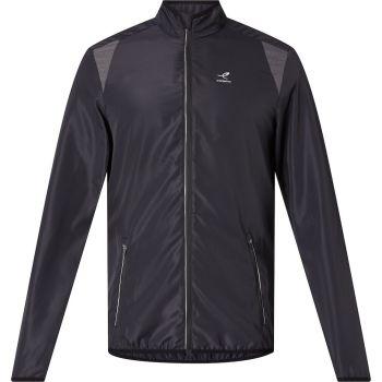 Energetics TODOR UX, muška jakna za trčanje, crna