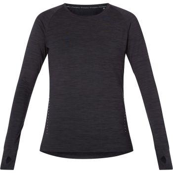 Energetics EEVA II WMS, ženska majica dugi rukav za trčanje, siva