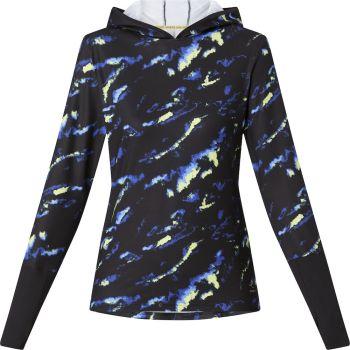 Energetics CASSIA WMS, ženski duks za trčanje, crna