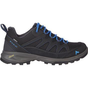 McKinley VULCANUS AQX M, muške cipele za planinarenje, crna