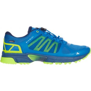McKinley KANSAS II AQB M, muške cipele za planinarenje, plava