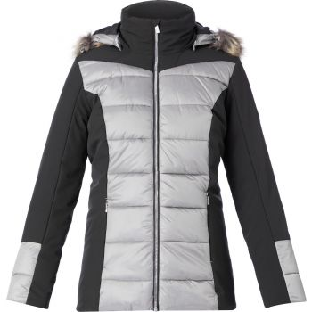 McKinley GIZZA JKT WMS, ženska jakna a planinarenje, crna