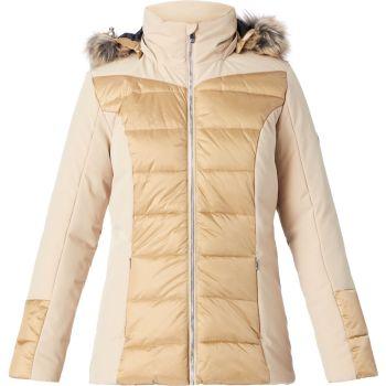 McKinley GIZZA JKT WMS, ženska jakna a planinarenje, zlata