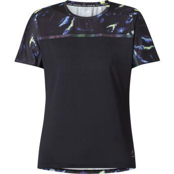 Energetics GAISA IV WMS, ženska majica za trčanje, crna