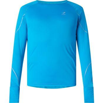 Energetics ZOLO UX, muška majica dugi rukav za trčanje, plava