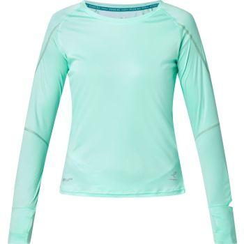 Energetics ZOLA WMS, ženska majica dugi rukav za trčanje, plava