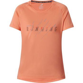 Energetics BUENA II WMS, ženska majica za trčanje, narandžasta