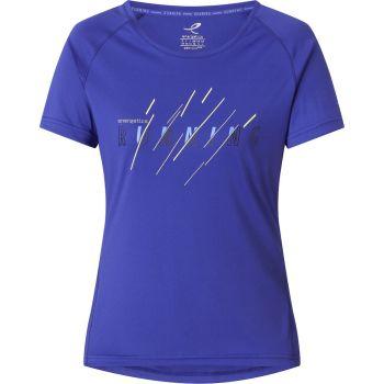 Energetics BUENA II WMS, ženska majica za trčanje, plava