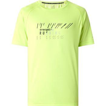 Energetics BUENO II UX, muška majica za trčanje, zelena