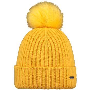 Barts KENZIE BEANIE, dječija kapa, žuta