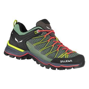 Salewa MTN TRAINER LITE GTX W, ženske cipele za planinarenje, zelena
