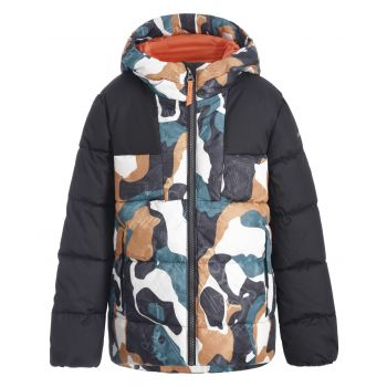 Icepeak KOTLIK JR, dječija jakna a planinarenje, crna