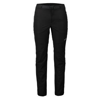Icepeak BARRON, muške pantalone za planinarenje, crna