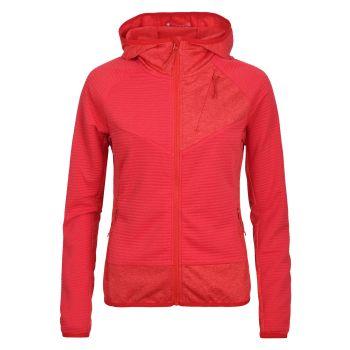 Icepeak BITELY, ženski duks za planinarenje, crvena
