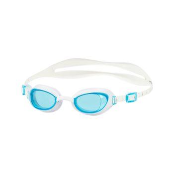 Speedo AQUAPURE GOG AF, ženske naočare za plivanje, bijela
