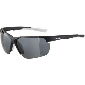 Alpina DEFEY HR, biciklističke naočare, crna